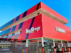 Tireshop Autocenter - Joinville