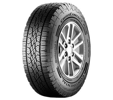 Pneu Continental CrossContact ATR 255/55 R19 111V XL