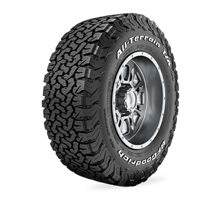Pneu BFGoodrich All Terrain T/A KO2 37x12,5 R17 LT 124R ALL